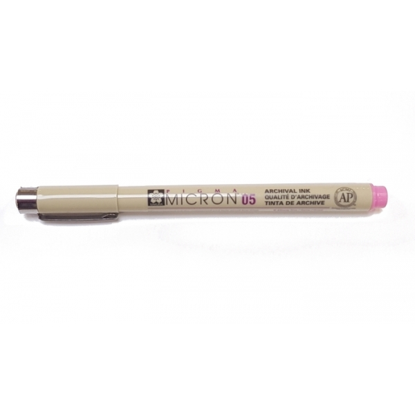 Pigma Micron 05 (0.45mm) ROSE #21 Sakura Fineliner