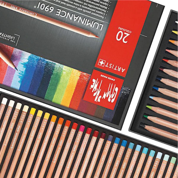 Caran d'Ache Luminance Sets