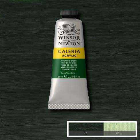 Galeria Acryl 60ml 311 S1 Hookers Green