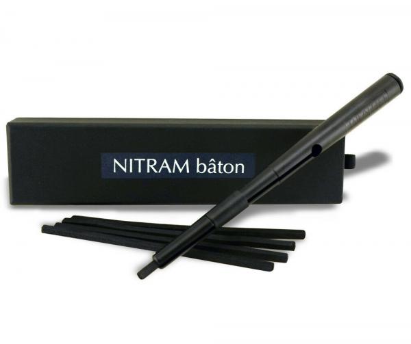 Charcoal bâton houder voor vierkante staafjes