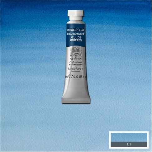 Artist's Aquarel Antwerp Blue 5ml 010 S1