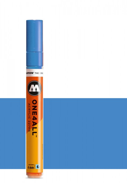 Molotow One4All Acryl Marker 227HS 4mm BLUE VIOLET PASTEL Paint marker