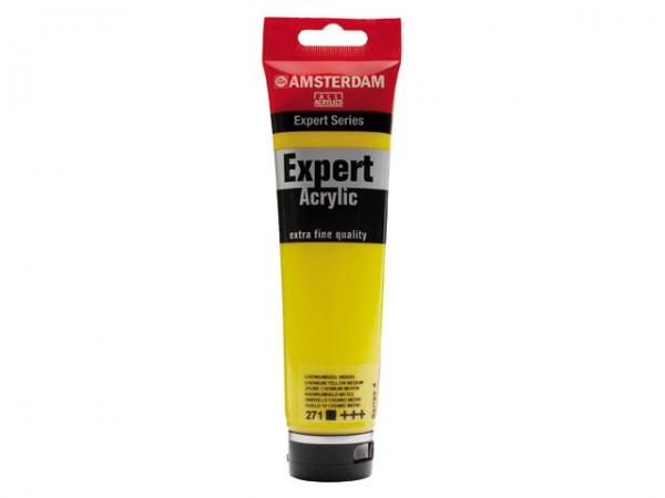 Amsterdam Expert 150ml 271 S4 Cadmiumgeel middel