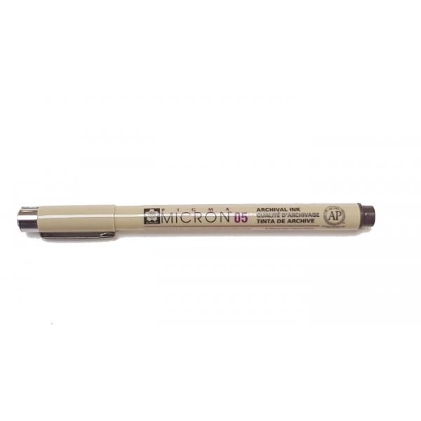 Pigma Micron 05 (0.45mm) SEPIA BROWN #117 Sakura Fineliner