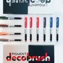 Karin Pigment Decobrush Verfstift