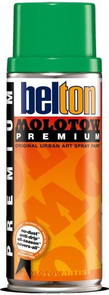 146 KACAO77 Universes Green 400 ml Molotow Premium Belton
