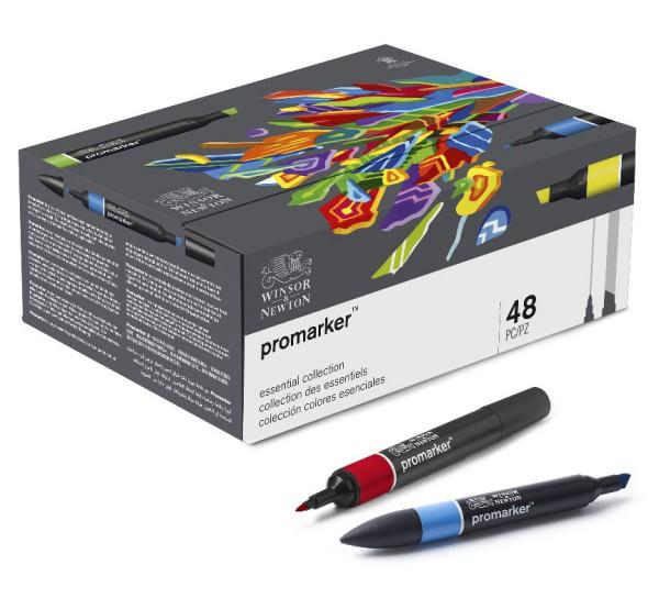 Promarker Set 48 Essential Winsor & Newton