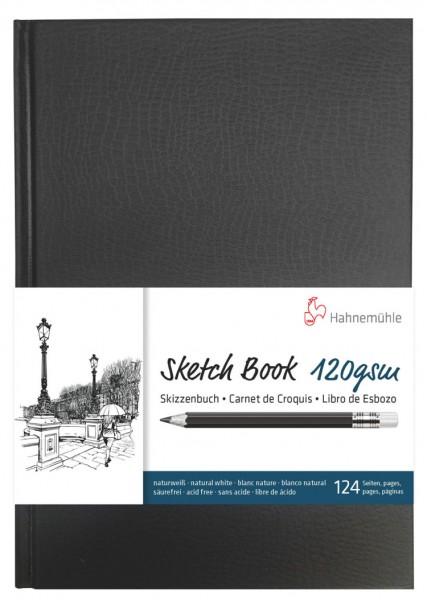 Dummy schetsboek (A5-formaat) Hahnemuhle