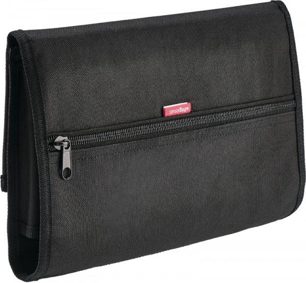 senseBAG wallet 24 BLACK
