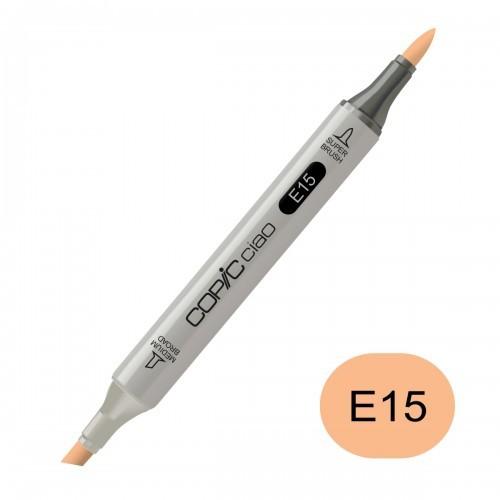 COPIC ciao marker E15