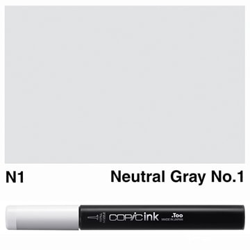 Navul inkt N1 Copic Alcohol Marker