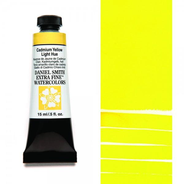 Cadmium Yellow Light Hue Serie 3 Watercolor 15 ml. Daniel Smith