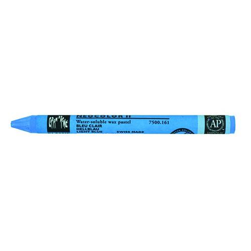 Neocolor II LIGHT BLUE 161 Caran d'ache