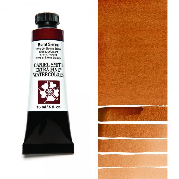 Burnt Sienna Serie 1 Watercolor 15 ml. Daniel Smith Aquarelverf