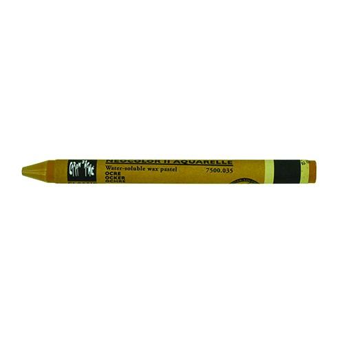 Neocolor II OCHRE 035 Caran d'ache