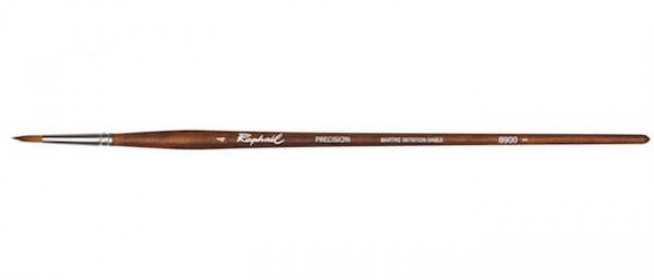 Raphael penseel rond Acryl 8900.4 PRECISION