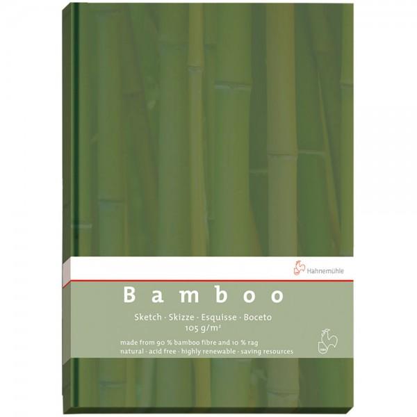 Hahnemuhle Bamboo schetsboek A4