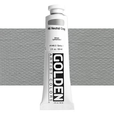 Heavy Body 1446 S1 Neutraalgrijs 6 Golden 60ml