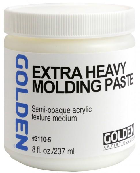 Golden Extra Heavy Molding Paste 237 ml