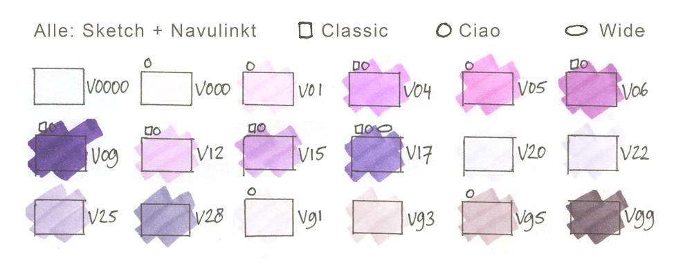 V-Violet