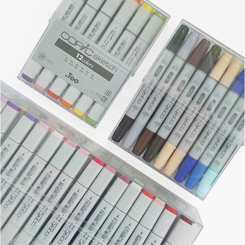 Copic sets