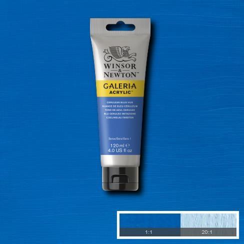 Galeria Acryl 120ml 138 S1 Ceruleum Blue Hue