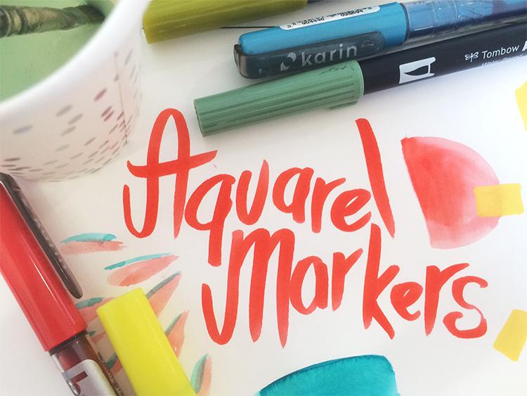 aquarelmarker-waterverfstift-alternatief-oplosbaar-verdunbaar-water-tombow-ecoline