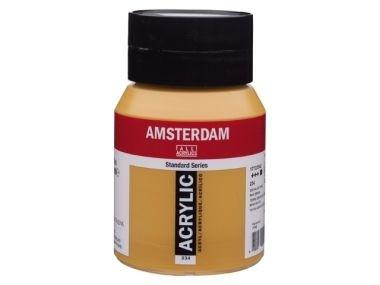 Amsterdam Acryl 500ml 234 Sienna Naturel