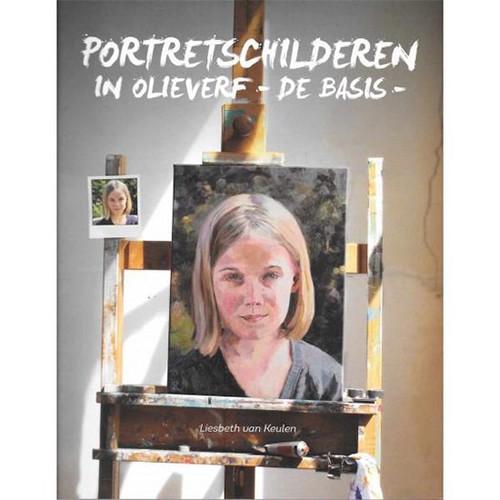 Portretschilderen in olieverf - de basis - boek