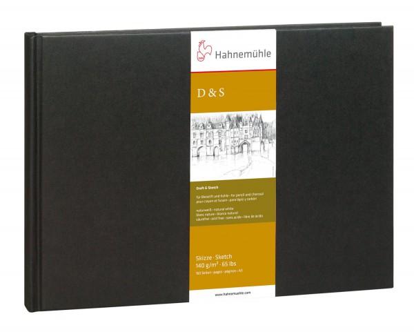 D&S Dummy A3 Landschap formaat Hahnemuhle schetsboek