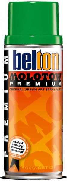 159 juice green 400 ml Molotow Premium Belton