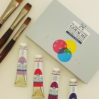 Talens Gouache Extra Fine Quality