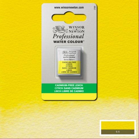 Artist's Aquarel Cadmium FREE Lemon napje 898 S4
