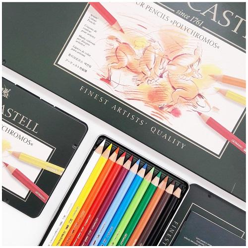 Faber Castell Polychromos Sets