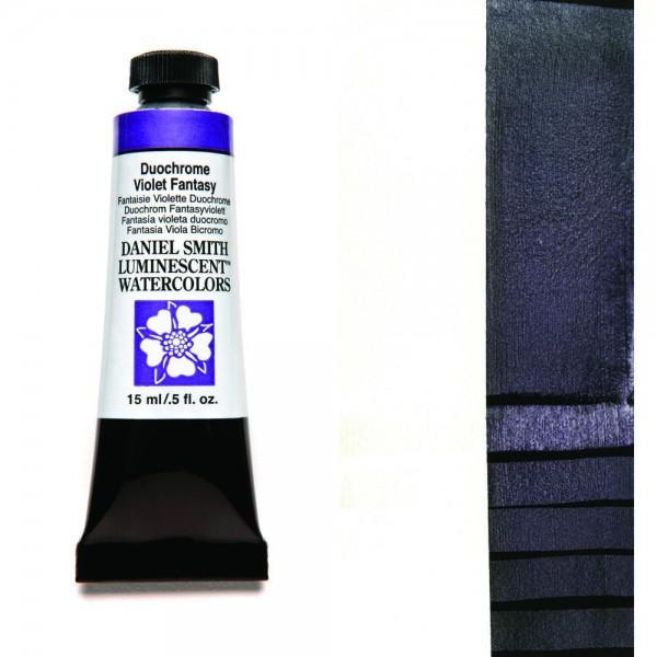Duochrome Violet Fantasy Serie 1 Watercolor 15 ml. Daniel Smith