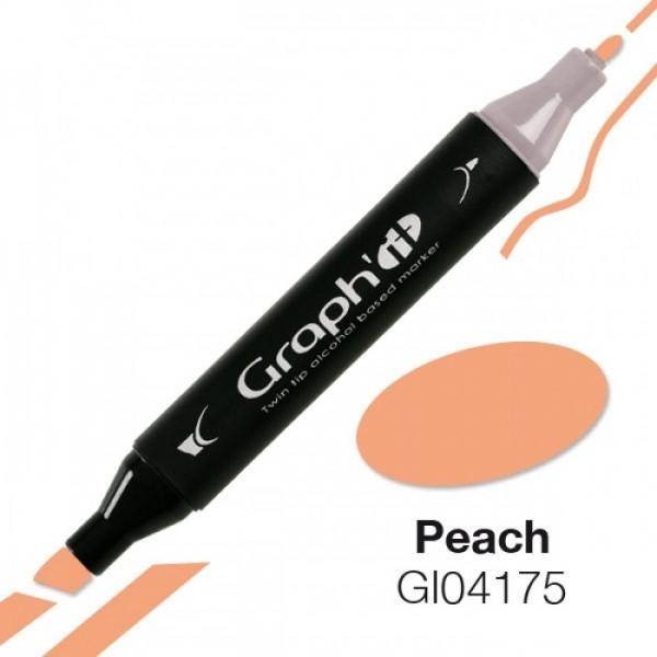 Graph'it marker 4175 Peach Alcohol Marker