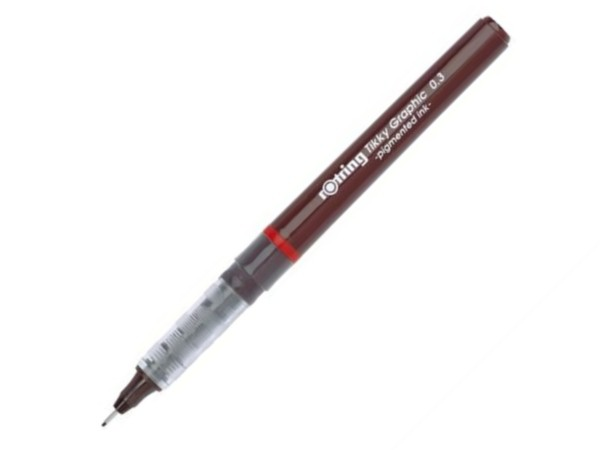 Rotring Tikky Graphic Fineliner 0.3 mm