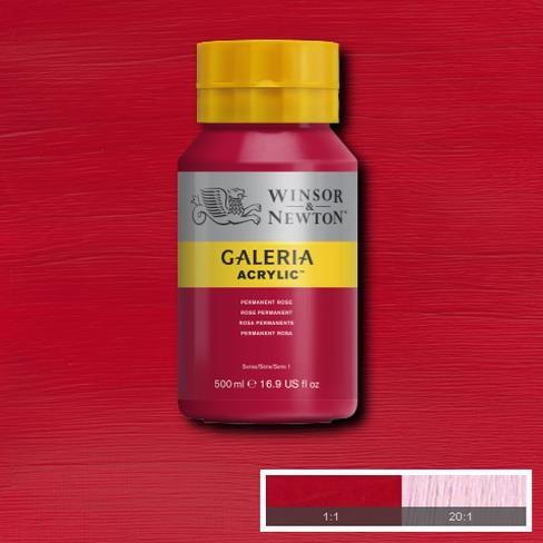 Galeria Acryl 500ml 502 S1 Permanent Rose