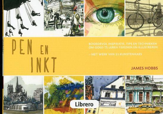 Pen en Inkt - boek