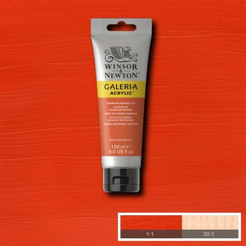 Galeria Acryl 120ml 090 S1 Cadmium Orange Hue