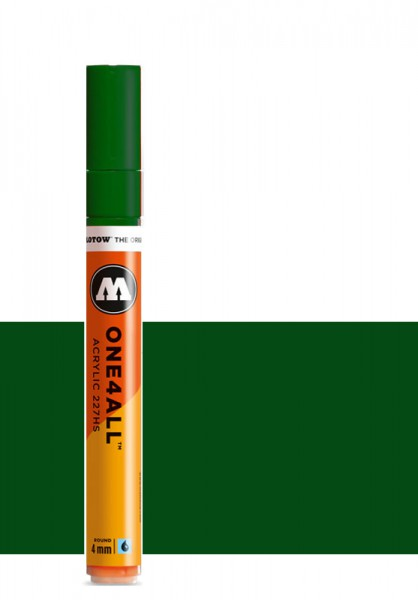Molotow One4All Acryl Marker 227HS 4mm FUTURE GREEN Paint marker