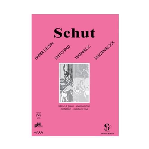 Schut Dessin Tekenpapier 180gr A2 roze