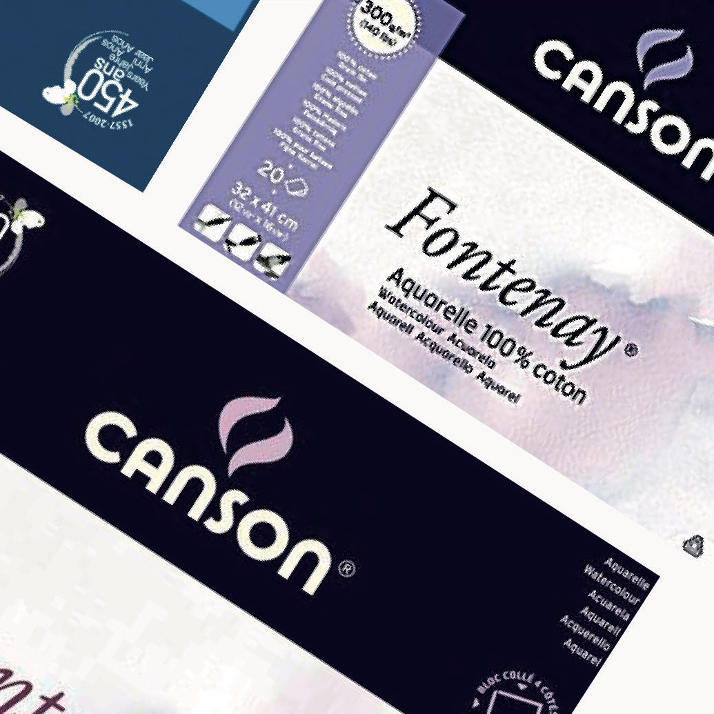 Canson Fontenay