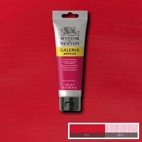 Galeria Acryl 120ml 533 S1 Process Magenta