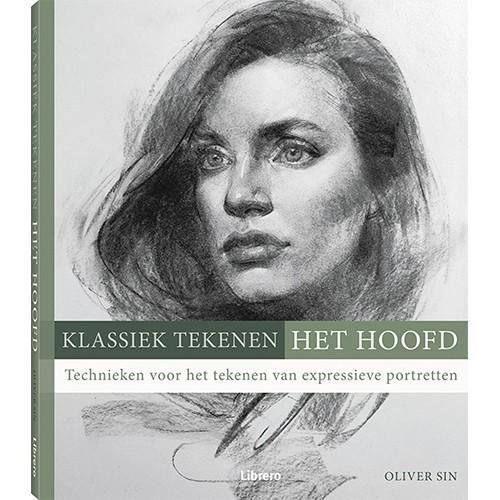 Klassiek tekenen - Het hoofd - boek