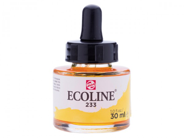 Talens ecoline inkt 30ml - 233 Chartreuse
