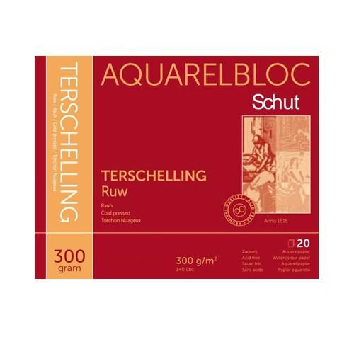 Terschelling Ruw 300 gr 18x24 Aquarelpapier