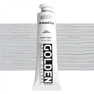 Heavy Body 1448 S1 Neutraalgrijs 8 Golden 60ml