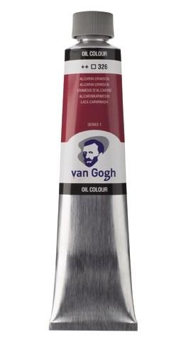 Alizarin Crimson 326 Olieverf 200 ml. Van Gogh