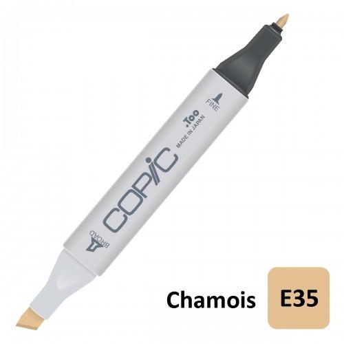 Copic marker E35